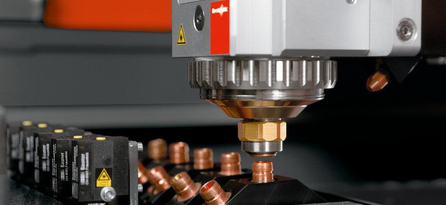 Laserschneidkopf und Optik sind der Schlüssel zum Erfolg des Laserschneidens
