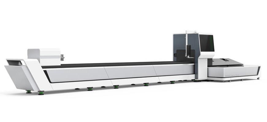 Laser Ing besorgte neue laser-rohrschneidmaschine